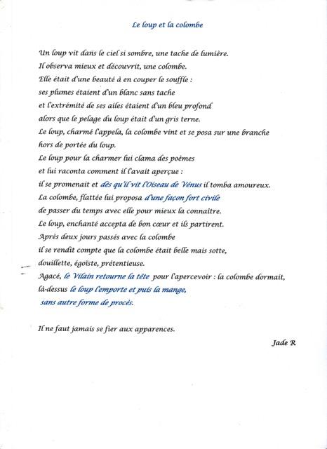 Des Fables En Cm2 B Charles Péguy